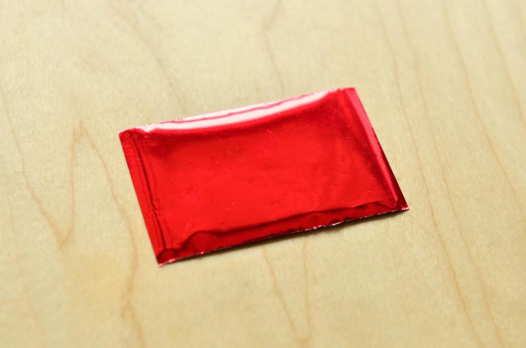 foil-red