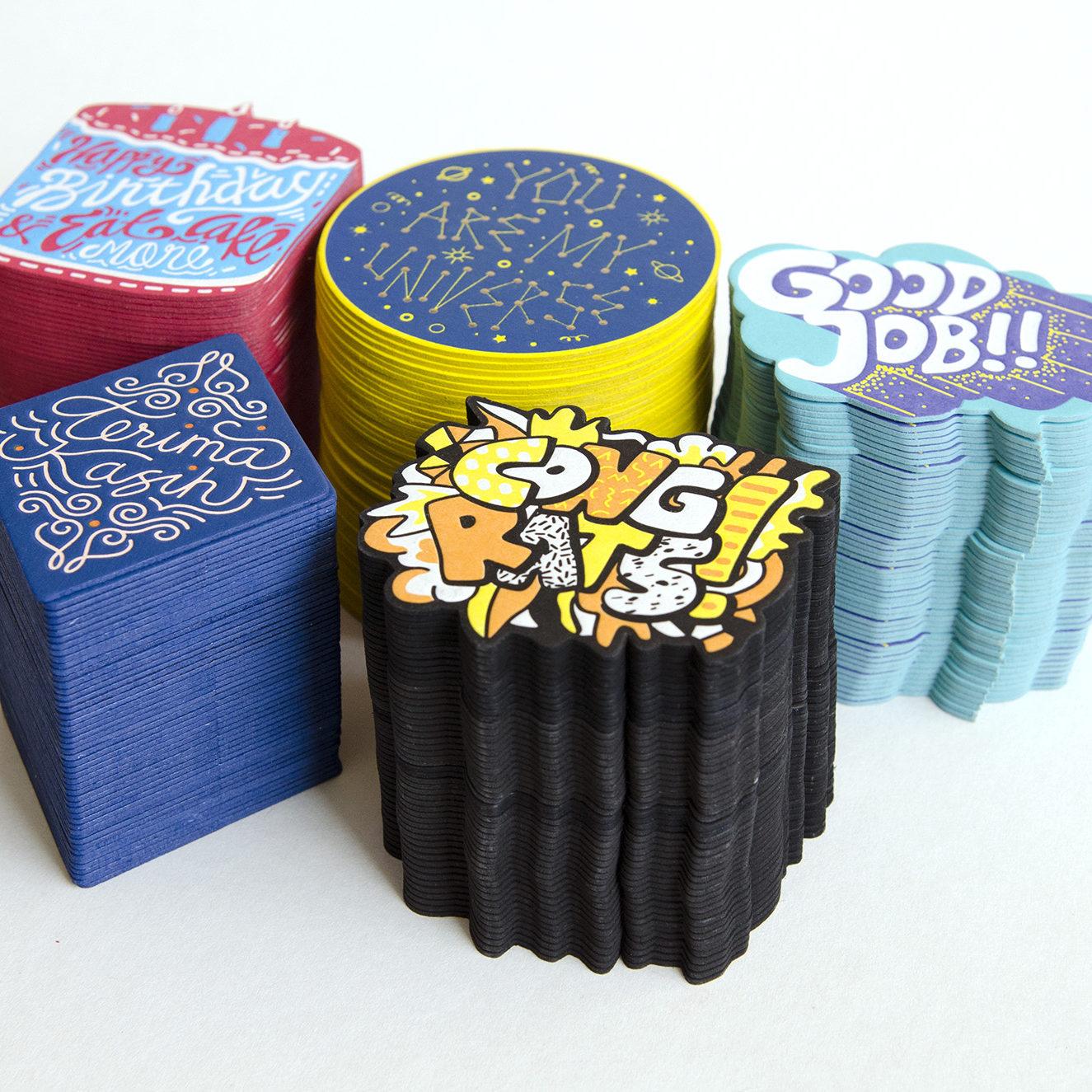 Kyub mini greeting cards mini greeting cards kristyandbryce Gallery